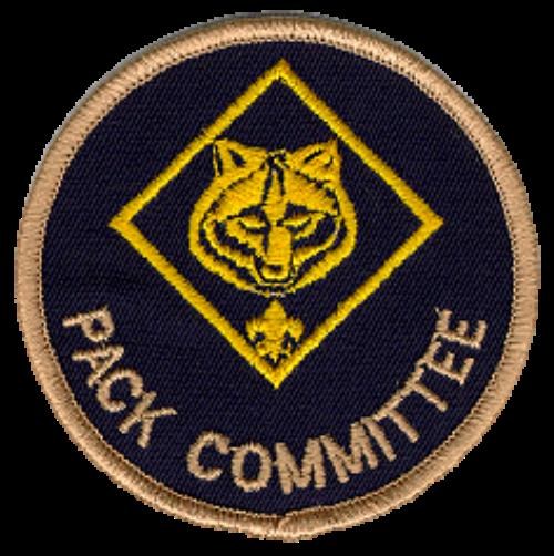 What is the name of the Cub Scout pack leader?
